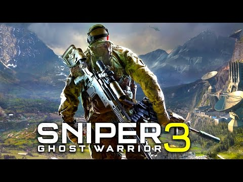 Sniper Ghost Warrior 3 - Official Slaughterhouse Gameplay Walkthrough