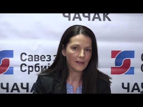 У ЧАЧКУ ПОТПИСАН СПОРАЗУМ О ФОРМИРАЊУ САВЕЗА ЗА СРБИЈУ