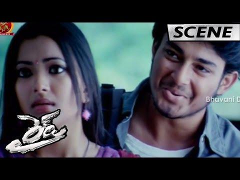 Tanish Love At First Sight With Shweta Basu Prasad - Dharmavarapu Comedy - Ride Movie Scenes