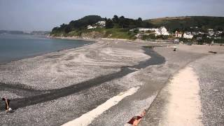 Looe United Kingdom  City pictures : Seaton beach Cornwall near Looe England UK during the summer heatwave