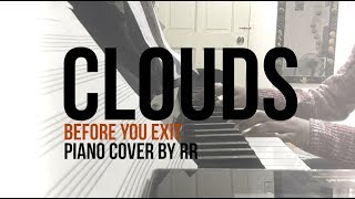 Nonton Clouds By Before You Exit   Piano Cover  W O Bridge  Film Subtitle Indonesia Streaming Movie Download