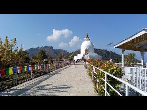 (World Peace Stupa, Pokhara W/ My Cousins & Bro... 6 min, 15 sec.)