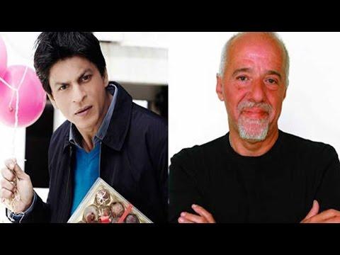 Paulo Coelho Comments On Shah Rukh Khan's My Name