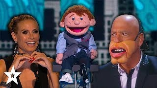 Video WINNER Ventriloquist | All Performances | America's Got Talent | Got Talent Global MP3, 3GP, MP4, WEBM, AVI, FLV Februari 2019