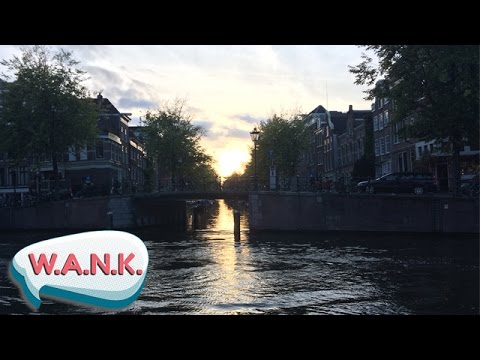 amsterdam - The last stop for our Ooh Euro Nasty Tour was probably our most fun, as we had an awesome place with a swing, and went on an epic bike ride, and we also watched Soo Zee almost kill a guy! ...