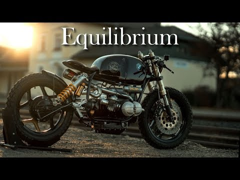 Cafe Racer: BMW R100 by National Custom Tech