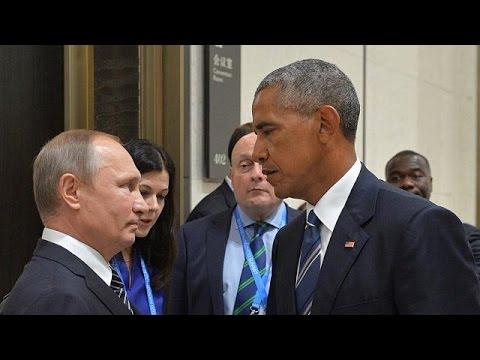 Κίνα: Αδιέξοδο στις συνομιλίες Ομπάμα – Πούτιν για τη Συρία