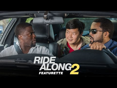 Ride Along 2 (Featurette 'Unleashed Madness or Ladies Man: Ken Jeong')