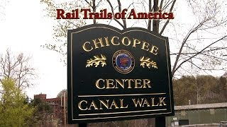 Chicopee (MA) United States  city photos gallery : Rail Trails of America - Chicopee Center Canal Walk, Chicopee, MA