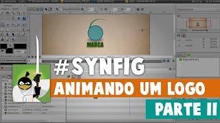 Synfig – Animando Logo-II