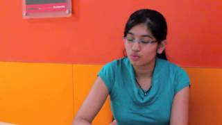 Student Speak – Richa – National Topper 100% in English