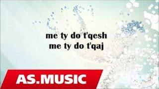 Alban Skenderaj - Melodi (Official Lyric Video)
