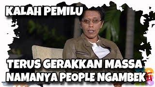 Video Sindiran Tajam Adian Napitupulu: Kalah Pemilu Lalu Gerakkan Massa Itu People Ngambek MP3, 3GP, MP4, WEBM, AVI, FLV April 2019