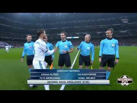 Real Madrid vs Borussia Dortmund 3-2 Highlights Resumen Goals Goles UCL 06/12/2017