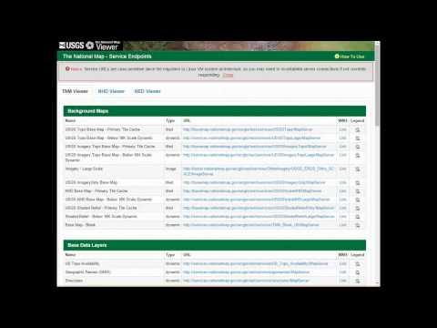 OGC Web Services Presentation 06 11 2014