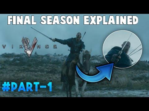 Vikings Final Season Explained In Hindi   Vikings Season 6 Part 2 Ending Explained   Part-1
