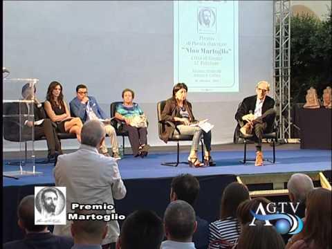 Premio di Poesia dialettale Nino Martoglio 12° edizione