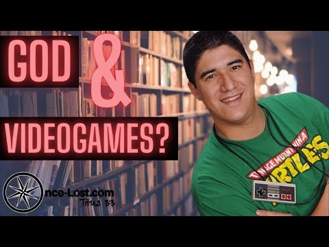 Growing & Going with Carl Kerby Jr: The Bible and Video Games