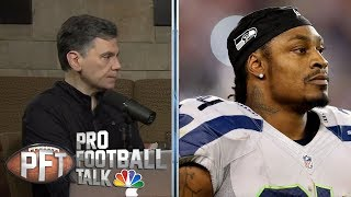 How snow may impact QB play in Seattle Seahawks-Green Bay Packers | Pro Football Talk | NBC Sports