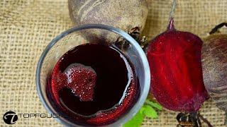 Rote Bete Salat - bringt Schönheit und rote Wangen | Neinerlaa Weihnachtsessen der Erzgebirger