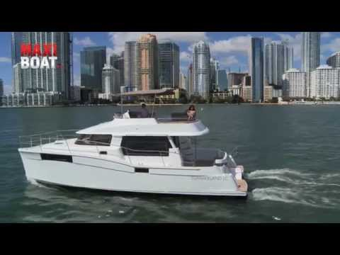 FOUNTAINE PAJOT SUMMERLAND 40 - 2012