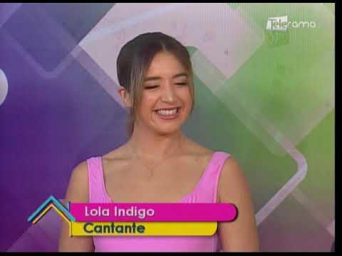 Lola Indigo Cantante