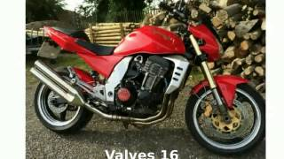 5. 2004 Kawasaki Z 1000 - Specification and Specs