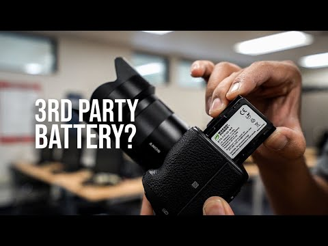 Cheaper Batteries for your Sony a7III? | Wasabi Power | NP-FZ100