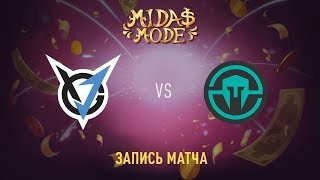 VGJ Storm vs Immortals, Midas Mode, game 2 [Lum1Sit, Mila]