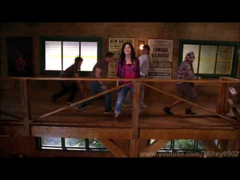 Video Camp Rock 2 The Final Jam - Can't back down(Official Movie Scene) + Lyrics/HD download in MP3, 3GP, MP4, WEBM, AVI, FLV January 2017
