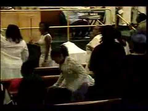 Cooper Temple COGIC-  1st Sunday Praise Part 2