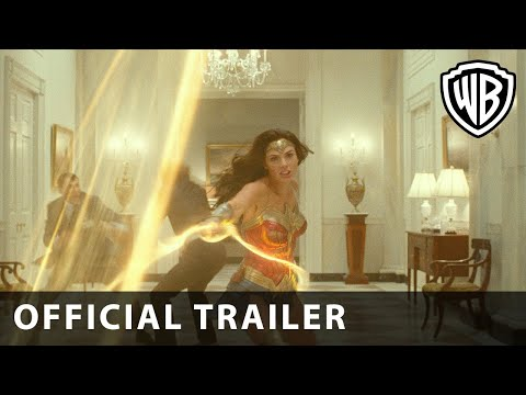 Wonder Woman 1984 – Official Trailer – Warner Bros. UK