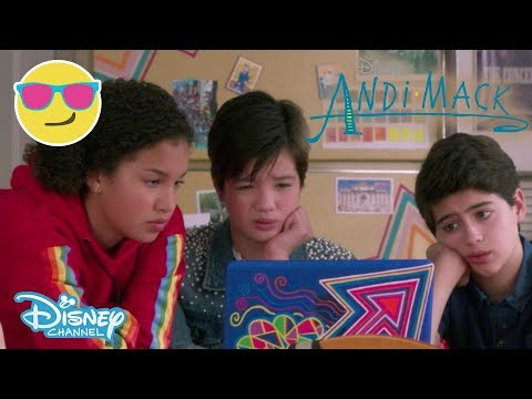 Andi Mack   Season 2 Episode 10 First 5 Minutes   Official Disney Channel UK