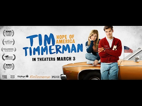 Tim Timmerman, Hope of America - Official Trailer
