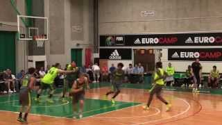 Augusto Lima adidas EuroCamp highlights