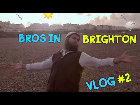 Bros in Brighton- VLOG 2