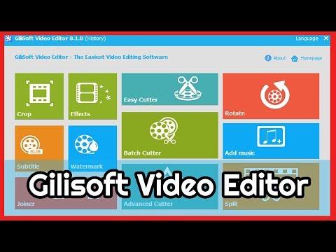 Gilisoft Video Editor (8.1) - Làm Chủ Phần Mềm Trong 23 Phút