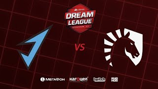 J.Storm vs Liquid, DreamLeague Season 11 Major, bo3, game 1 [Adekvat & Mortlales]