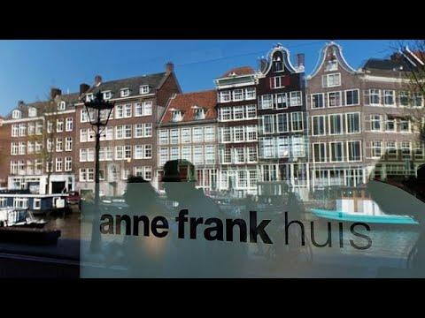 Οι «κρυφές» σελίδες στο ημερολόγιο της Άννας Φρανκ