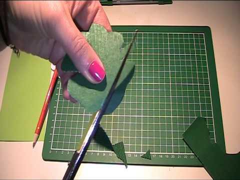 Silvestertischkarten Kleeblatt