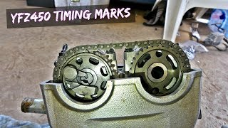 7. YAMAHA YFZ 450 HOW TO SET TIMING