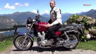 10. MOTOTURISMO - In prova - Honda CB 1100 EX ABS (2015)