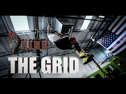 THE GRID Presented by Crossfit Infinite Strength
