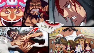 Download Video *Los Aliados Comienzan a Llegar* ¡La CAPTURA de Luffy y la Llegada de BIG MOM a Wano! MP3 3GP MP4