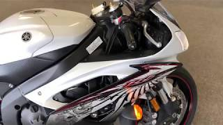 5. 2012 Yamaha YZF R6 Walk Around