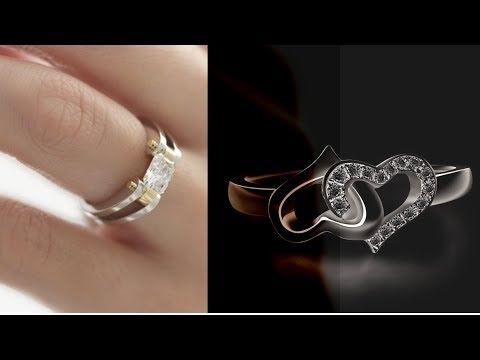 Platinum Rings For Girls || Awesome Platinum Rings for Girls || Love Platinum Rings for Women