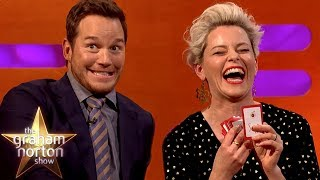 Video Elizabeth Banks' Board Game TOO NAUGHTY For TV | The Graham Norton Show MP3, 3GP, MP4, WEBM, AVI, FLV Maret 2019
