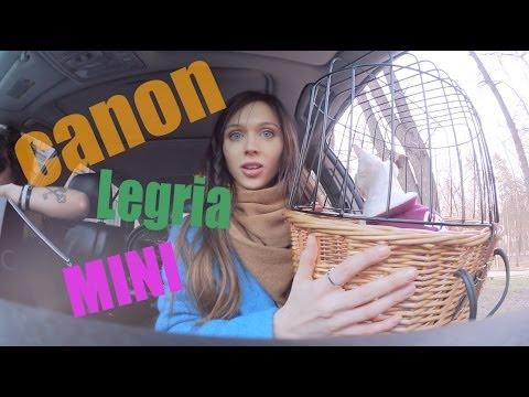 Обзор видеокамеры Canon Legria mini (видео)