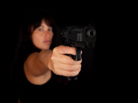 FACT: Women with guns avoid assault