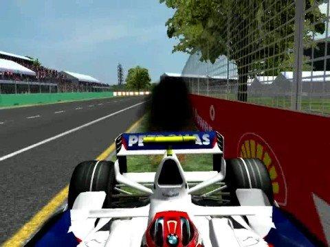 Gp Australia Formula1 F1LFRacing 2008